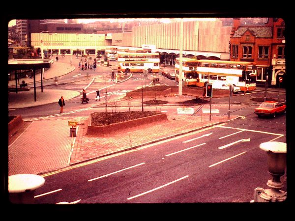 Mersey Square, Stockport. c.1970s.